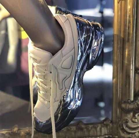 dad shoes Ozweego novo
