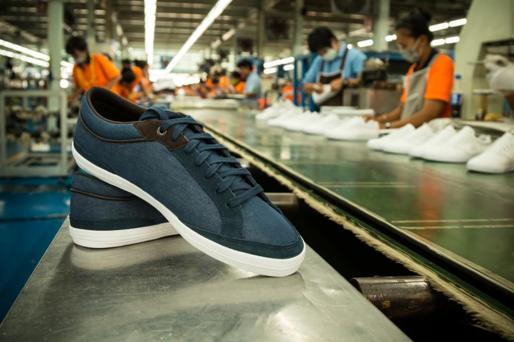 exportações de calçados